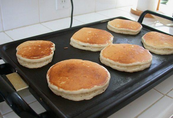 I Pancake Salati Con La Ricetta Originale Americana Gustoblog