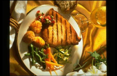 Come fare il pesce spada alla griglia con la ricetta leggera