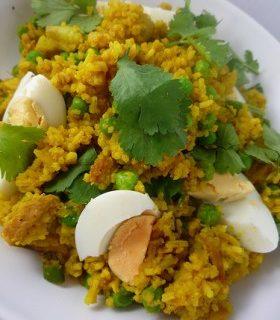 Il risotto mimosa per l'8 marzo con la ricetta semplice