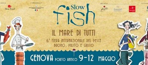 Slow Fish 2013 presentato all'Antico Porto di Genova