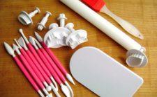 Gli strumenti base per il cake design
