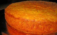 La torta di carote light con la ricetta facile