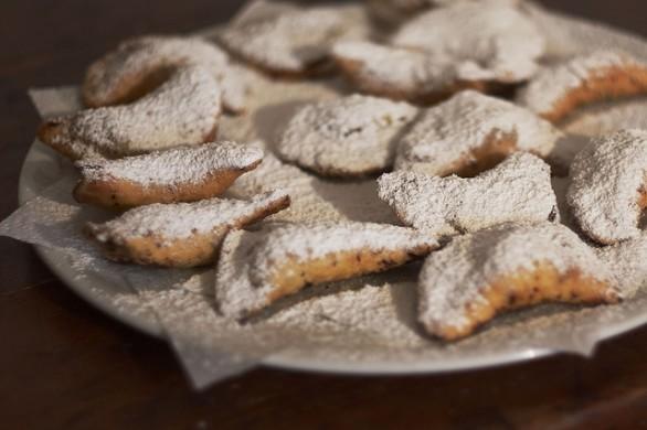 I tortellini fritti dolci con la ricetta sfiziosa
