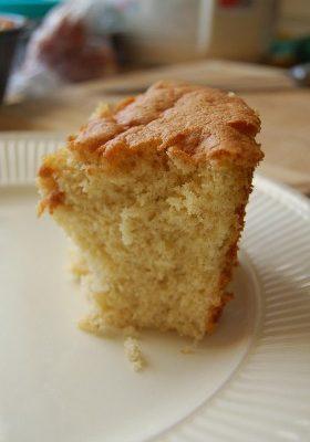 La ricetta della torta paradiso senza burro