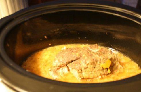 La ricetta dell'arrosto di vitello alle mele da fare al forno