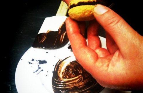 Come fare i baci di dama con la ricetta per il Bimby