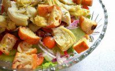 La ricetta delle cicorie e carciofi alla salentina