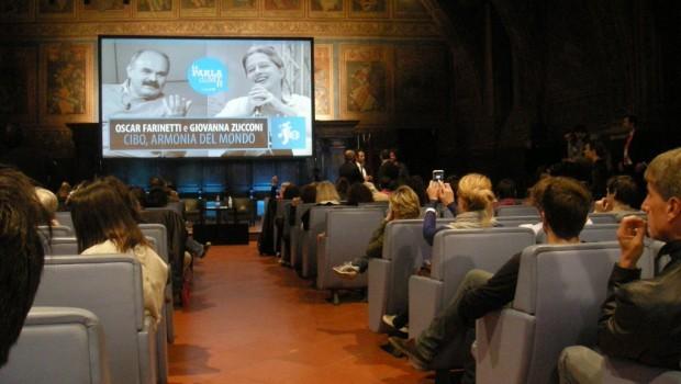 """Festival del Giornalismo 2013, Zucconi e Farinetti spiegano perché """"mangiare è un atto politico"""""""