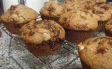 La ricetta dei muffin alle mele per la prima colazione