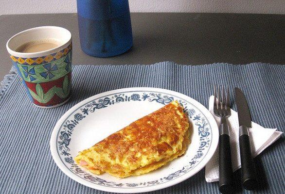 L'omelette nella dieta Dukan, la ricetta e in quale fase è consentita