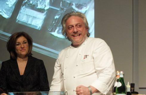 La terra dei cuochi, intervista allo chef Davide Scabin sulle sue nuove ricette spaziali
