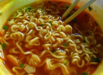 Come fare la zuppa di ramen giapponese di The Ramen Girl
