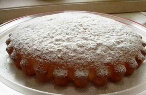 Come fare la torta margherita con il Bimby