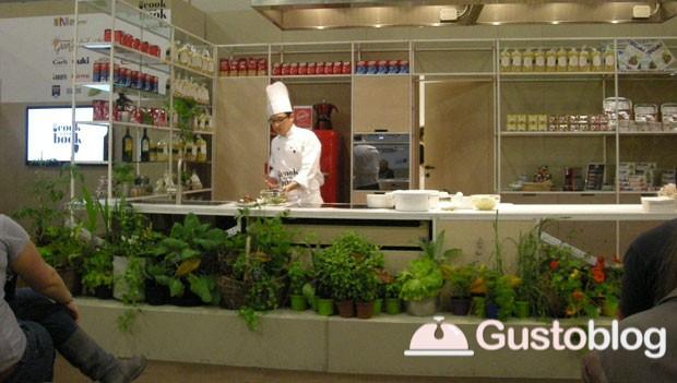 Salone del libro di Torino 2013, a Casa CookBook si parla di letteratura e cucina italiana