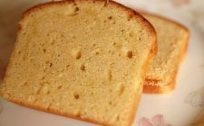La pound cake con la ricetta americana da provare in casa
