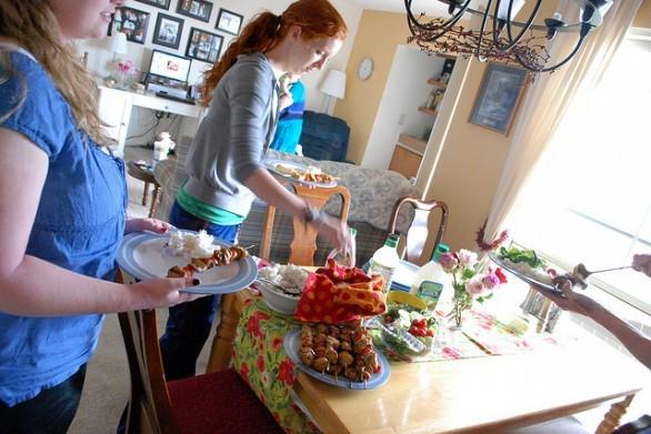 Le 5 ricette per la Festa della Mamma facili da fare