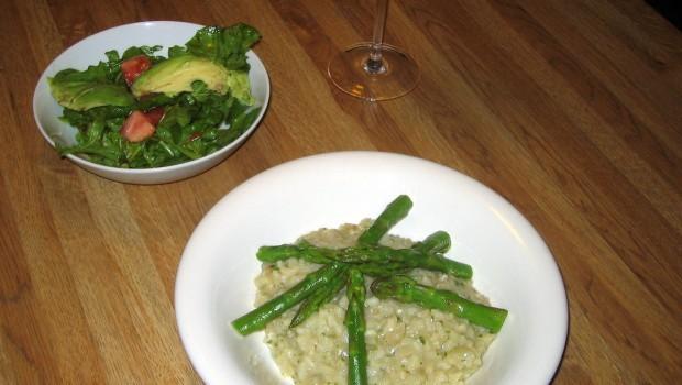 Come fare il risotto agli asparagi con la ricetta facile