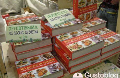 Salone del libro di Torino 2013: uno sguardo agli editori eno-gastronomici