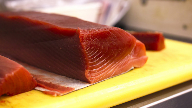 Come fare il carpaccio di tonno con la ricetta veloce