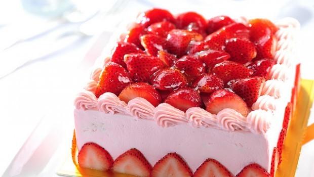 La ricetta della torta di fragole per la Festa della mamma