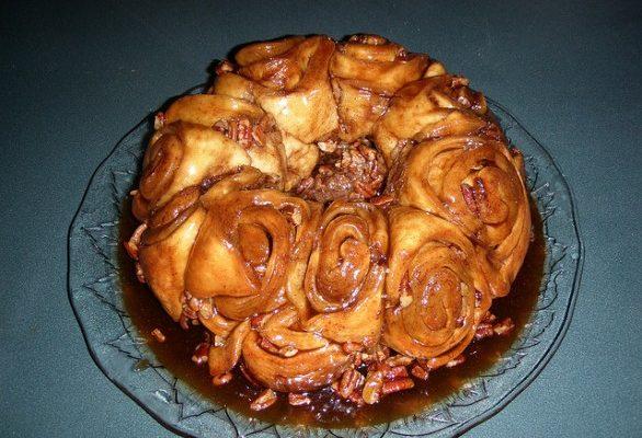 La ricetta della torta di rose per la Festa della mamma