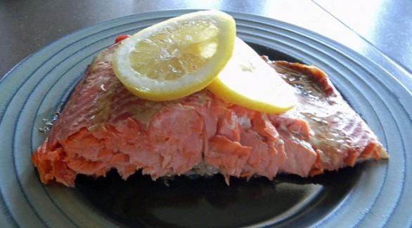 I tranci di salmone al forno per uno squisito secondo piatto