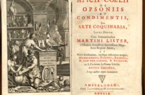 Le ricette dell'antica Roma nell'Arte Culinaria di Apicio