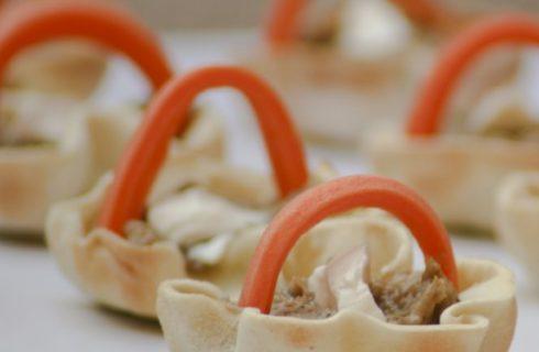 I cestini di pasta sfoglia, ricetta e suggerimenti per preparazioni dolci e salate