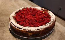 La ricetta della cheesecake ai lamponi, semplice ma gustosa