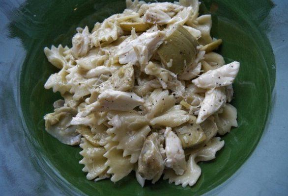 La crema di carciofi per condire la pasta