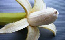 Il ghiacciolo alla banana per lo sfizio della merenda