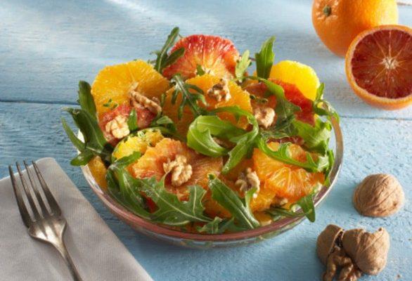 L'insalata di arance, la ricetta siciliana