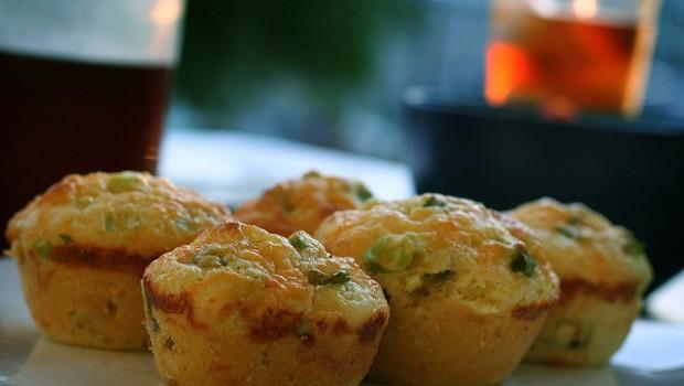 I muffin di verdure, ecco la ricetta dello sfizioso antipasto