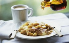 Omelette alle mele, la ricetta del dolce gustoso