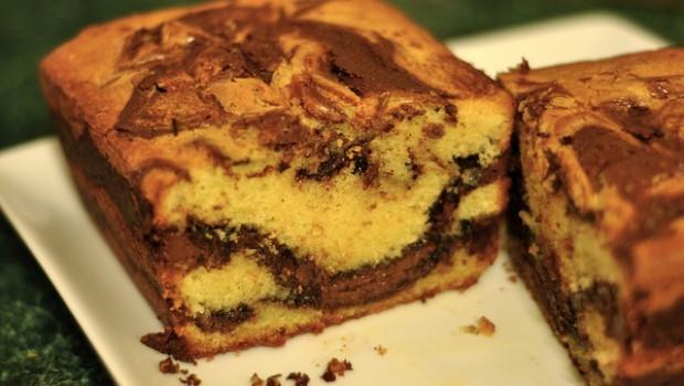 Ecco la ricetta del plumcake alla nutella, semplice ma gustoso