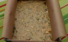 La ricetta del plumcake salato alle verdure per il pic nic estivo