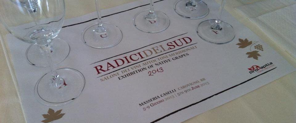 Radici del Sud 2013, il resoconto ed i vini vincitori