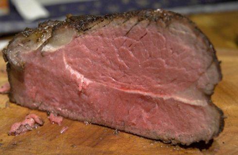 Il roast-beef al sale, la ricetta spiegata passo dopo passo