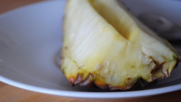 Ecco il sorbetto all'ananas con il Bimby