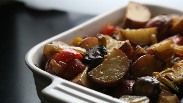 Come fare le verdure al forno con la ricetta light