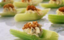 Le 5 ricette per usare il sedano nell'antipasto vegetariano
