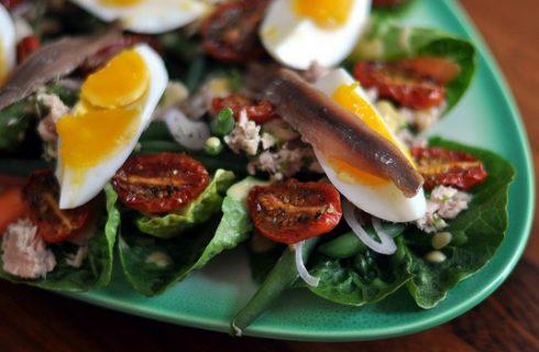 L'insalata nizzarda, ecco la ricetta originale francese