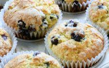 I muffin ai frutti di bosco con la ricetta per il bimby