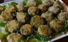 La ricetta delle polpette di zucchine al forno