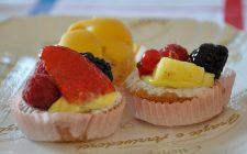 La ricetta delle tartellette di frutta con crema pasticcera