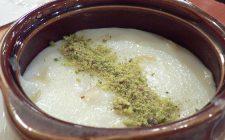 Il biancomangiare alle mandorle con la ricetta siciliana