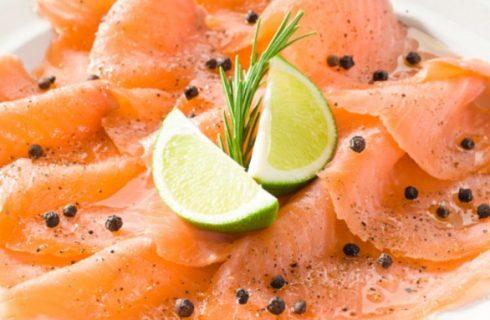 Il carpaccio di salmone all'aceto balsamico, la ricetta semplice