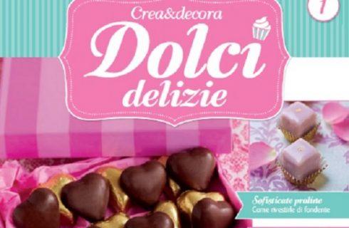 Dolci Delizie, ecco la recensione della nuova guida DeAgostini dedicata al cake design