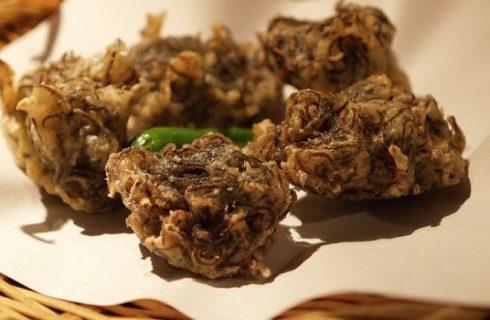 La ricetta per le frittelle di alghe al forno