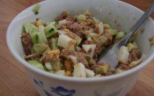 Insalata di cetrioli e tonno, ecco la ricetta estiva